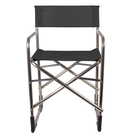 Fiam - Director aluminum chair, black, single image