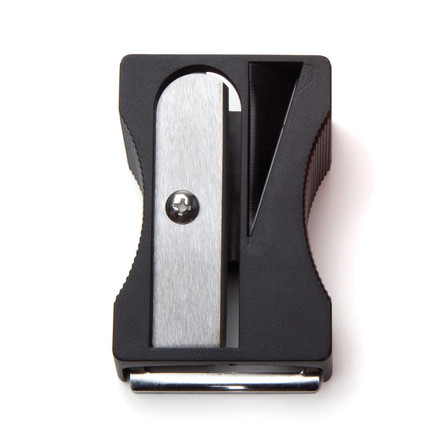 Monkey Business - Karoto sharpener and peeler, black, single image