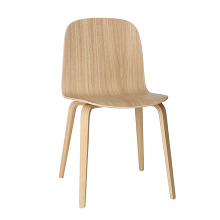 Muuto - Visu chair, oak / oak