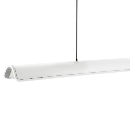 Formagenda - Cohiba pendant light, white/ black