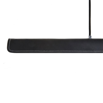Formagenda - Cohiba pendant light, black/ black
