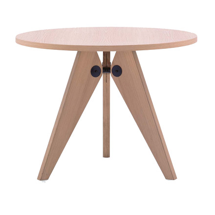 Vitra - Guéridon Table, oak natural, 95 cm