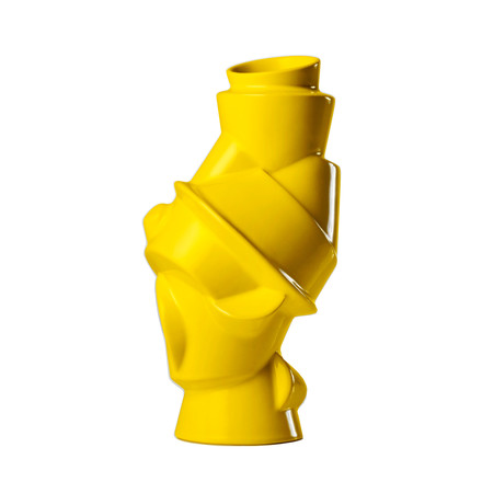 Muuto - Closely Separated Vase, yellow