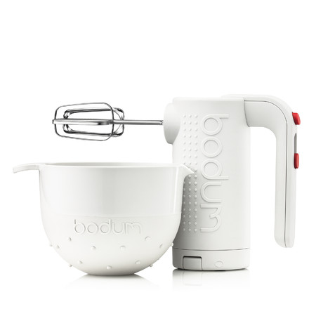 Bodum - Bistro Mixing Bowl, Electric hand mixing device