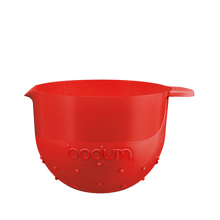 Bodum - Bistro Mixing Bowl, 1.4 l, red, single image