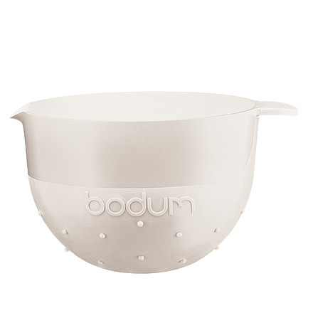 Bodum - Bistro Mixing Bowl, 2.8 l, off white