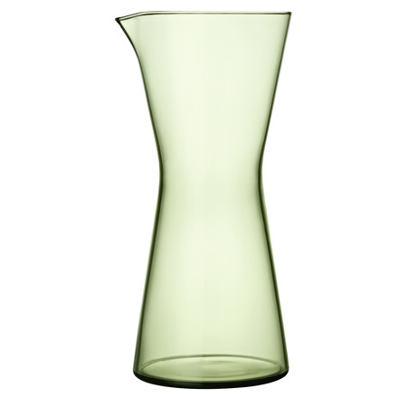 iittala - Kartio Carafe, 95 cl,  forest green, single image