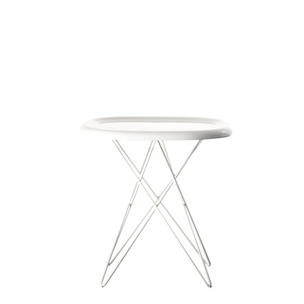 Magis - Pizza Table, 45 cm,white