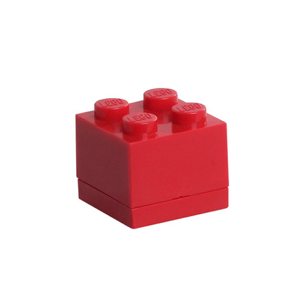 Lego - Mini-Box 4, red
