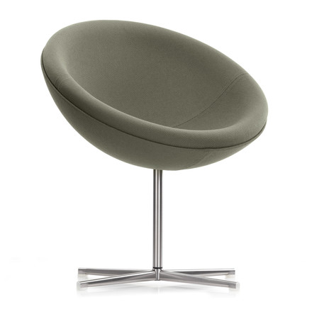 Vitra - C1 seat, Laser warmgrey, single image
