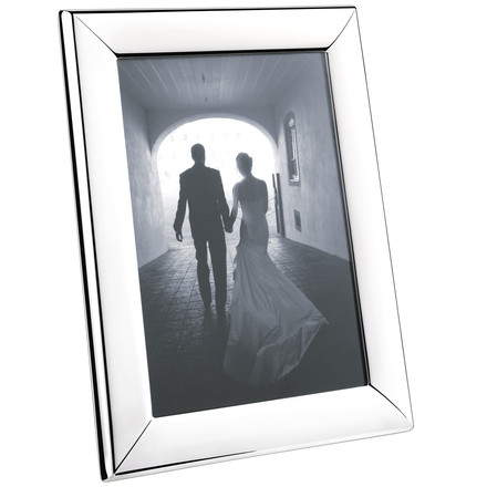 Georg Jensen - Picture Frame Modern, large 13 x 18 cm