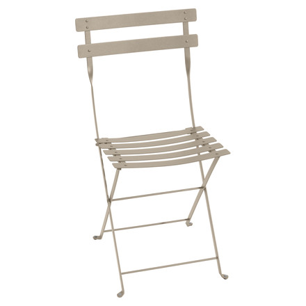 Fermob - Bistro folding chair metal, nutmeg, single image