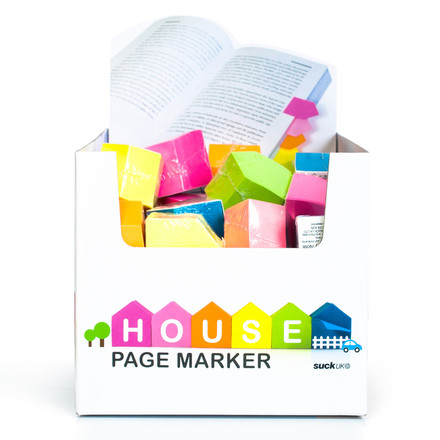 Suck UK - House Page Markers - Box
