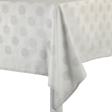 Hay - S&B Tablecloth Dot, grey - table