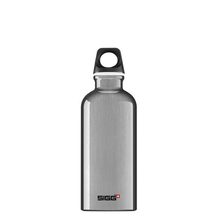 SIGG - Traveller Bottle, 0,4 l, alu, single image