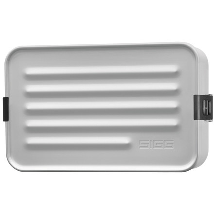SIGG - Aluminum Lunch Box Maxi, Alu