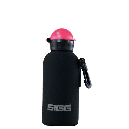 SIGG - Neoprene coating, black, 0,4 l