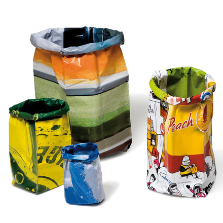 Goods - Paperbag Dustbin - sizes