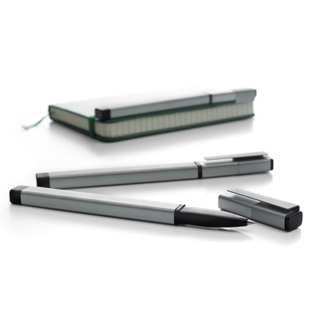 Moleskine - Light Metal Gel Roller Pen - group