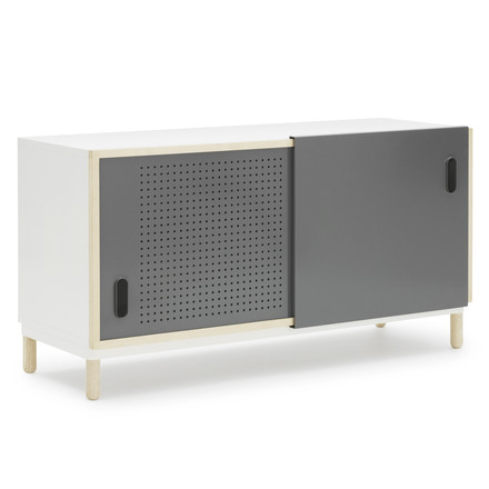 Normann Copenhagen - Kabino Sideboard, grey, single image