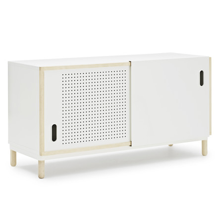 Normann Copenhagen - Kabino Sideboard, white, single image