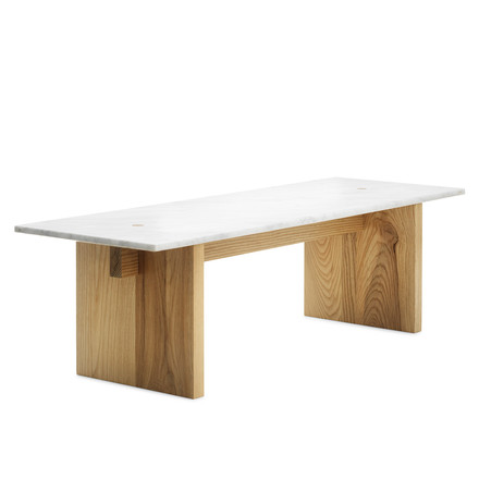 Normann Copenhagen - Solid Couch table, single image