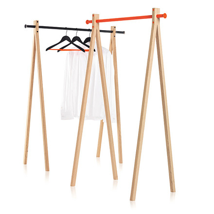 Nomess - Dress-Up Coat Rack in Ash Wood