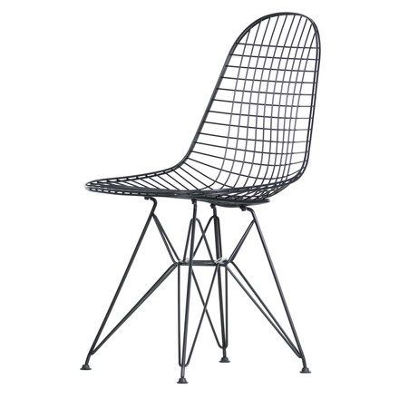 Vitra - Wire Chair DKR, black
