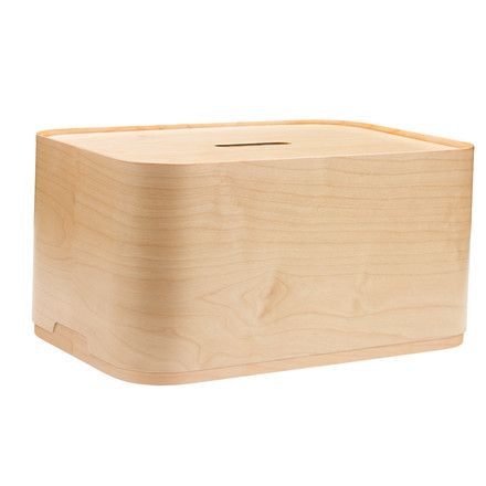 Vakka Box, plywood, big