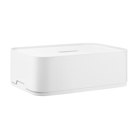 Vakka Box, white, small