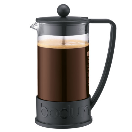 Bodum - Brazil coffee maker, 1,0 L, black, single image
