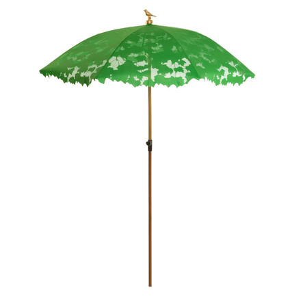 Droog - Shadylace Parasol, green - without stand