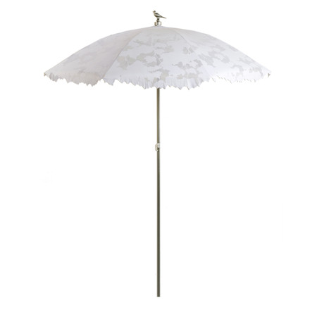Droog - Shadylace Parasol, white - without stand