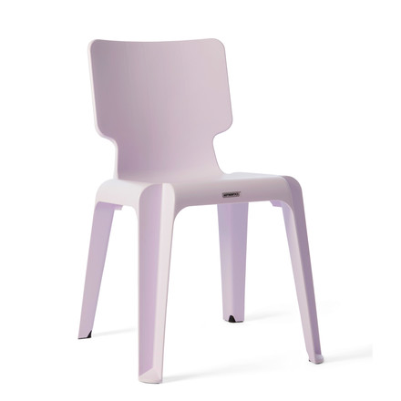 Authentics - Wait chair, light purple