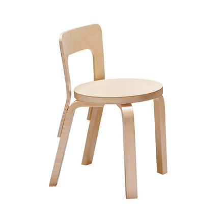 Artek - N65 natural children's chair