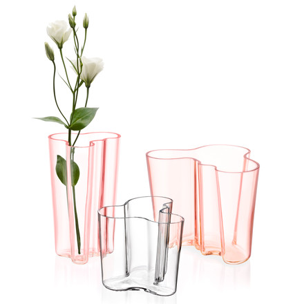 Iittala - Aalto Gruppegroup with flower, single image
