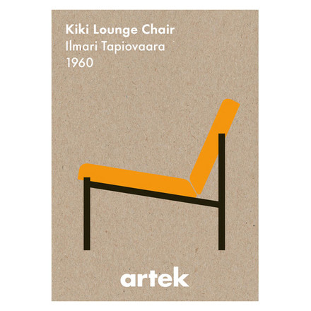 Artek - Icon Poster - Kiki, single image