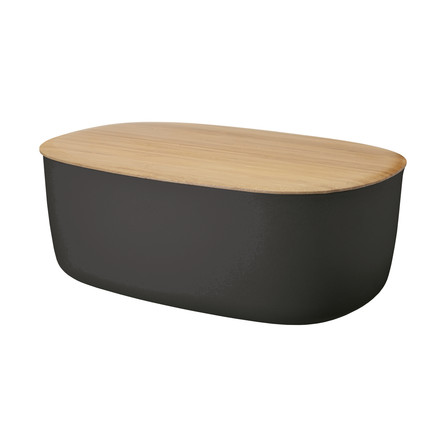 Rig-Tig - Bread Box, black