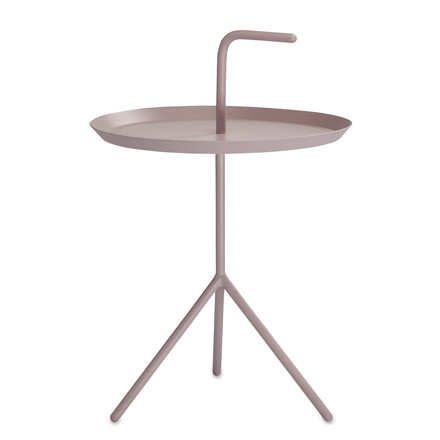 Hay DLM XL side table, lavender
