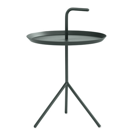 Hay DLM XL side table, racing green