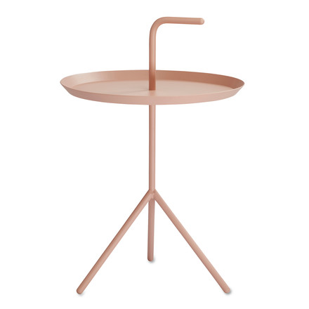 Hay DLM XL side table, powder