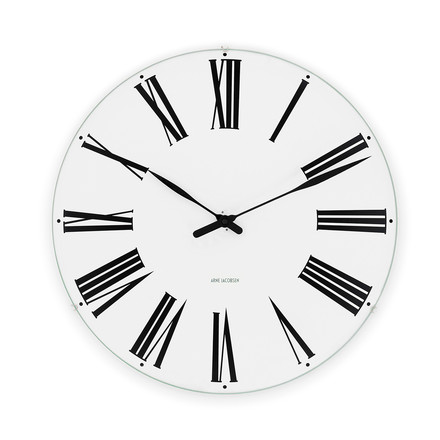 Rosendahl - AJ Roman wall clock, Ø 29 cm, single image