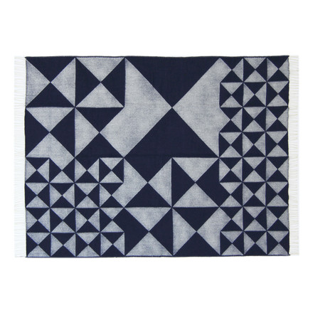 Verpan - Mirror Throw, blue