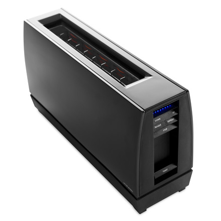 Jacob Jensen - One Slot Toaster II, black