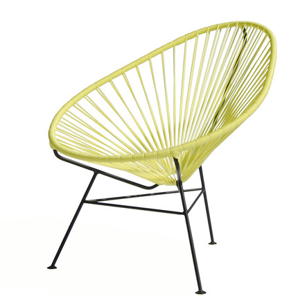 OK Design - The Acapulco Chair, yellow