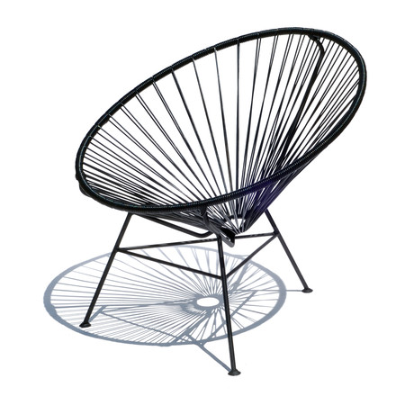 OK Design - The Condesa Chair, black, single image