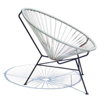 OK Design - The Condesa Chair, light blue, single image