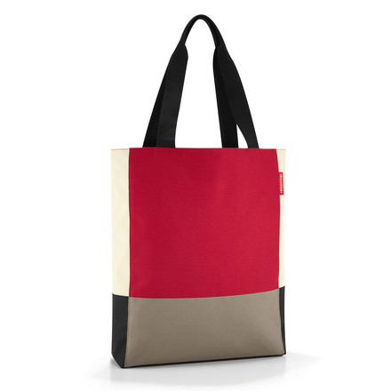 reisenthel - patchworbag, red