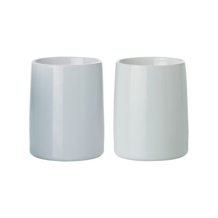 Stelton - Emma Thermo Mugs 0.25 l, set of 2, light blue / mint - single image
