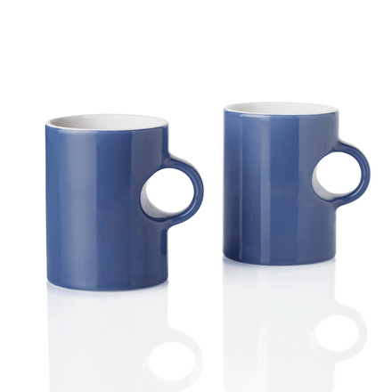 Stelton - Circle Cups, ocean (set of 2), group image